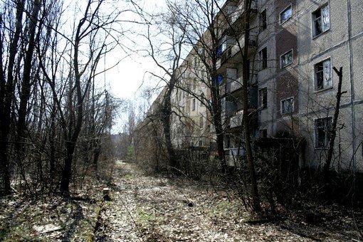 Pripiat, la ville vide... dans c'est renversant ! Pripiat_61