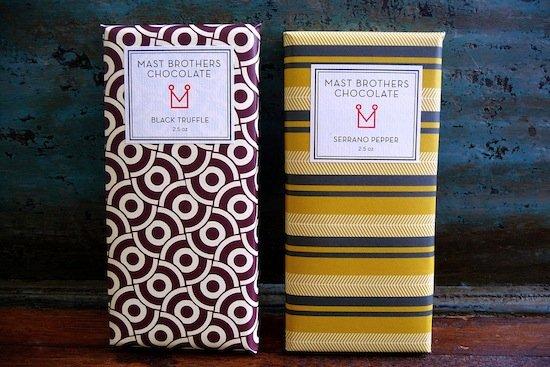 l'arte chocolate des Mast Brothers... dans c'est renversant ! 7145736677_d787faf21e_b