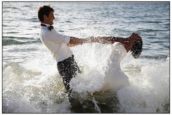le mariage pour elles... dans c'est renversant ! provence