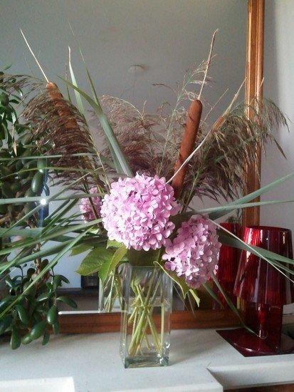 le long de la route vient le bouquet... dans mon été permanent blog-flower